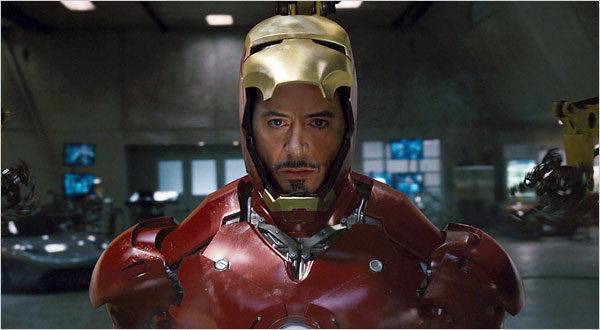 Iron Man (Tony Stark)