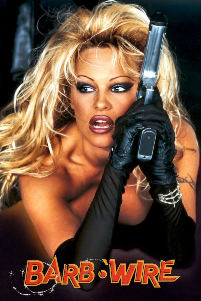 Barb Wire Movie Poster