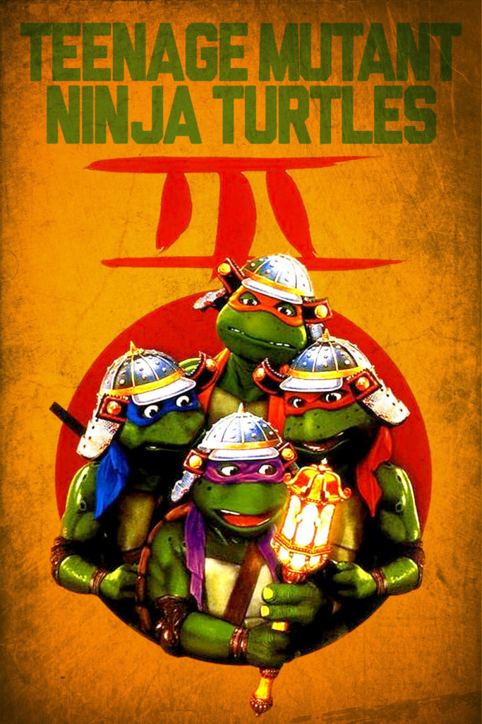 Teenage Mutant Ninja Turtles 3 Movie Poster