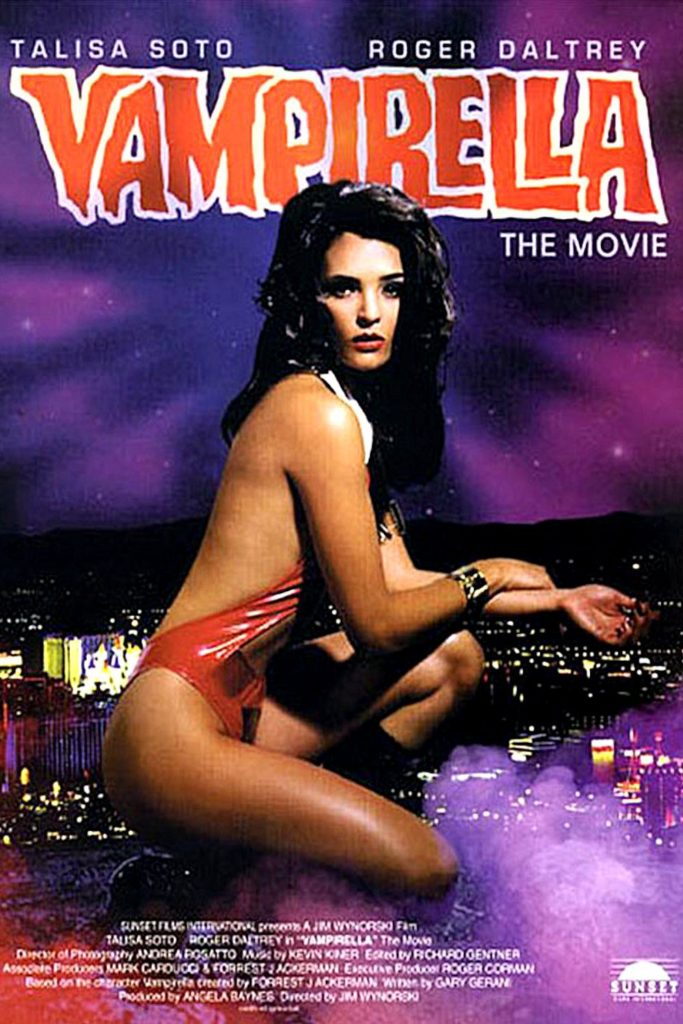 Vampirella Movie Poster