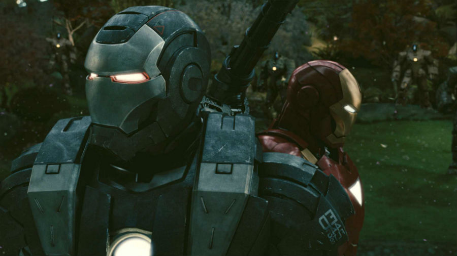 Iron Man 2 (2010) | Comic Attractions