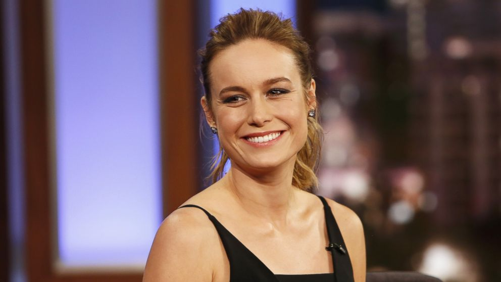 Brie Larson Cast as Captain Marvel