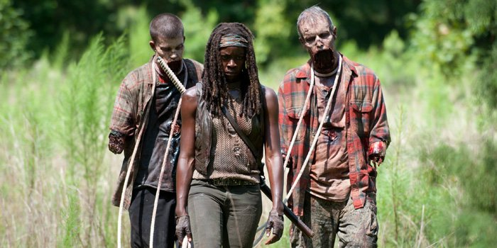 Walking Dead Episode 4-09