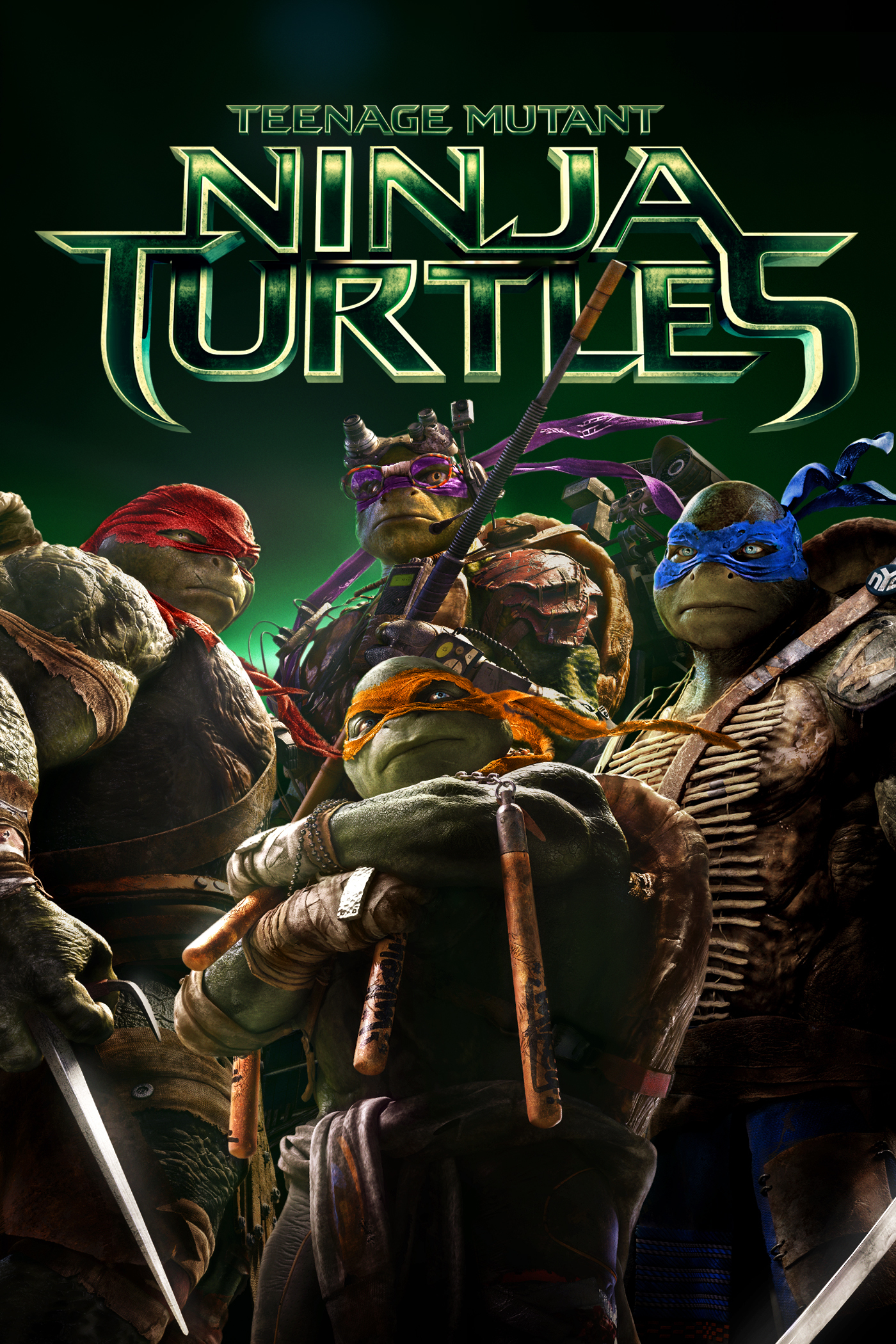Teenage Mutant Ninja Turtles 2014 Review – Reviewing All ... |Tmnt 2014 Poster 911